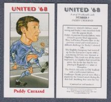 Manchester United Paddy Crerand Scotland 5